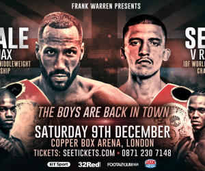 James DeGale opponent and Lee Selby opponent
