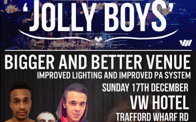 Jolly Boys boxing