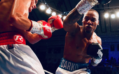 Ryan Walsh vs Lewis Paulin