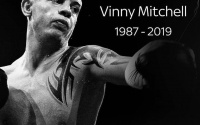 Vinny Mitchell funeral