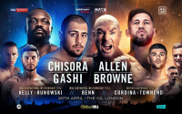 David Allen Lucas Browne KO