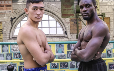 Ohara Davies Logan Yoon MTK golden contract super lightweight who won report results