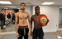 Akeem Ennis Brown vs Bilal Rehman