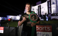 Dillian Whyte vs Alexander Povetkin LIVE results report fight full who won ko points katie taylor delfine persoon zak chelli jack cullen luther clay chris kongo alen babic shandwell winters