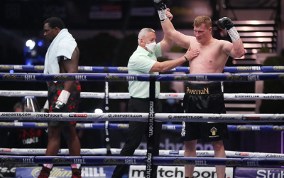 Alexander Povetkin ready to face Dillian Whyte by March 2021 rematch new date next fight matchroom boxing sky sports what time when where is it confirmed yet