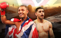 Amir Khan v Kell Brook - Will it? Won't it? Do we even want it anymore? confirmed who wins oddschecker betting odds eddie hearn