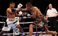 Amir Khan warns Conor Benn about 'dangerous operator' Samuel Vargas boxrec nigel next fight betting odds oddschecker best bets