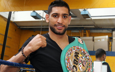 Amir Khan wants tune-up fight before facing Manny Pacquiao