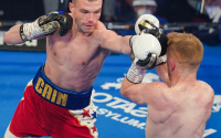 Andrew Cain calls for English title shot at Liam Davies or Dennis McCann showdown next everton red triangle boxrec bantamweight paul stevenson