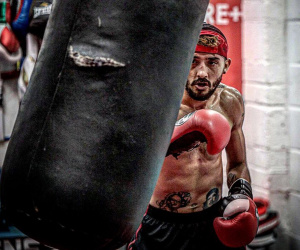 Andrew Selby world title