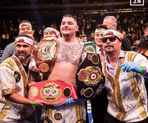 Trainer who called Andy Ruiz's shock victory gives prediction for rematch