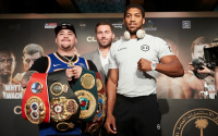 Andy Ruiz and Anthony Joshua final quotes