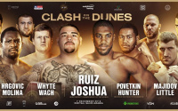 Dillian Whyte added to Andy Ruiz vs Anthony Joshua Clash on the Dunes card against a world title challenger