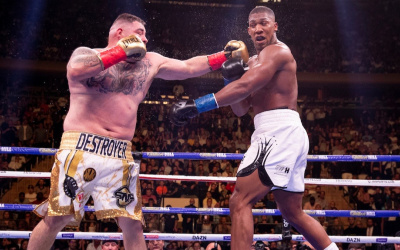 Andy Ruiz Jr discusses Anthony Joshua rematch and reveals how he plans to win again
