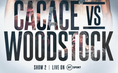 Predictions for Anthony Cacace vs Lyon Woodstock Jr who wins and why betting odds stats tale of the tape preview british title fight