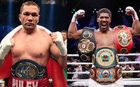 Eddie Hearn provides update on Anthony Joshua vs Kubrat Pulev