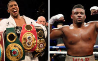 Anthony Joshua vs Jarrell Miller