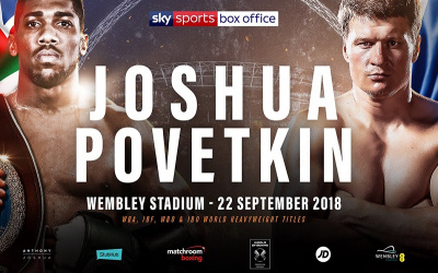 Anthony Joshua vs Alexander Povetkin fight time, date, TV channel, undercard, schedule and venue