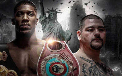 Stats show how Andy Ruiz Jr bettered Anthony Joshua on June 1 in New York