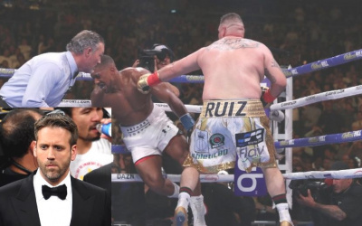 why Anthony Joshua lost to Andy Ruiz Jr