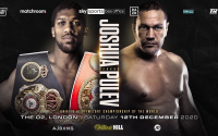 Anthony Joshua vs Kubrat Pulev December showdown confirmed fight time date tv channel undercard betting oddschecker best bets predictions preview who wins bugaria world title venue the o2 tyson fury highlights