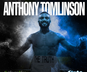 Dennis Hobson and 'The Truth' - Anthony Tomlinson signs promotional deal with Hobson's Fight Academy boxrec wiki pro record amateur career wins loss draw tale of the tape