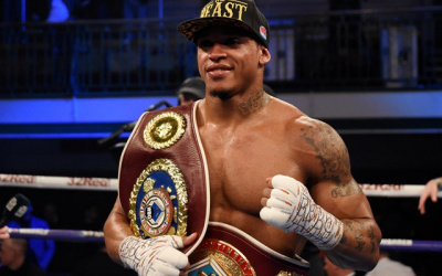 Anthony Yarde Travis Reeves