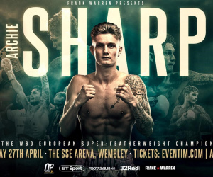 Lee Selby Archie Sharp