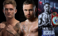 Archie Sharp mentally prepared for Jeff Ofori, but wants big fights with Carl Frampton or Jamel Herring