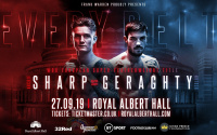 Archie Sharp vs Declan Geraghty