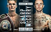 Archie Sharp vs Jordan McCorry
