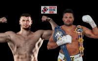 Unbeaten Russian powerhouse Arslanbek Makhmudov targets Joe Joyce next world heavyweight title fight wbo global british commonwealth heavyweight fight date time tv channel live stream links preview predictions