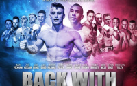 Lenny Fuller Berman Sanchez Maidstone show 'Back with a Bang' February 29 Charlie Shane Martin Hillman Joe Elfidh Boxing Connected
