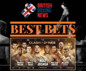BBN Best Bets - Andy Ruiz Jr vs Anthony Joshua 2 betting preview odds