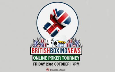 British Boxing News swaps the ring for the felt as it hosts its first online poker tournament