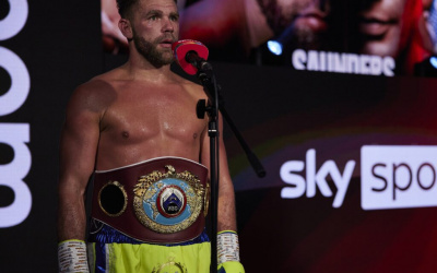 Billy Joe Saunders disgusted by claims he taunted Barry McGuigan over the death of his daughter challenge mtk daniel kinahan eddie hearn canelo instagram what happened fight danika how did she die