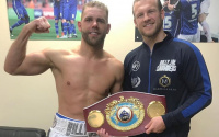BBBofC fine Billy Joe Saunders £15,000