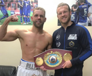 Billy Joe Saunders reveals the family struggles that prevented him from training canelo fight off Demetrius Andrade