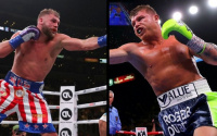 Billy Joe Saunders vs Canelo