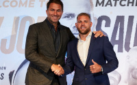 Billy Joe Saunders suspended by British Boxing Board