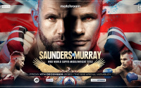 Billy Joe Saunders vs Martin Murray wbo world title fight time date tv channel undercard live stream details links betting odds oddschecker who wins preview predictions