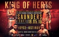 Billy Joe Saunders vs Shefat Isufi weights and running order