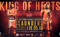 Billy Joe Saunders vs Shefat Isufi
