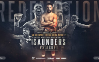 Billy Joe Saunders vs Shefat Isufi May
