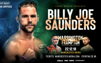 Billy Joe Saunders Warrington-Frampton