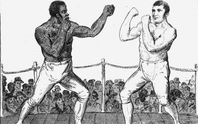 boxing history modern rules champions Jack Broughton queensberry Marquess of Queensberry in 1867 The London Prize Ring Rules