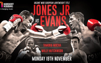 Boy Jones Jnr vs Craig Evans