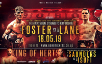 Brad Foster vs Ashley Lane