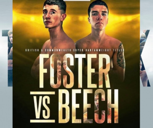 Brad Foster vs James Beech Jr fight, time, date, TV channel, undercard, schedule, venue, betting odds and live stream details