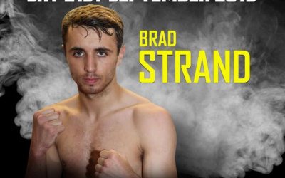 Bradley Strand next fight November 30